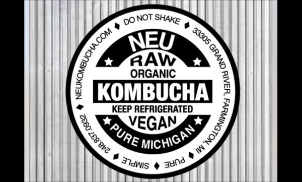 Neu Kombucha