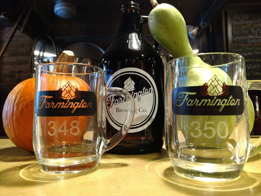 image of farmington brewing company mug club membership mugs for 2017
