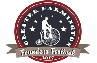 founders festival logo presented by meijer 2017 downtown farmington michigan